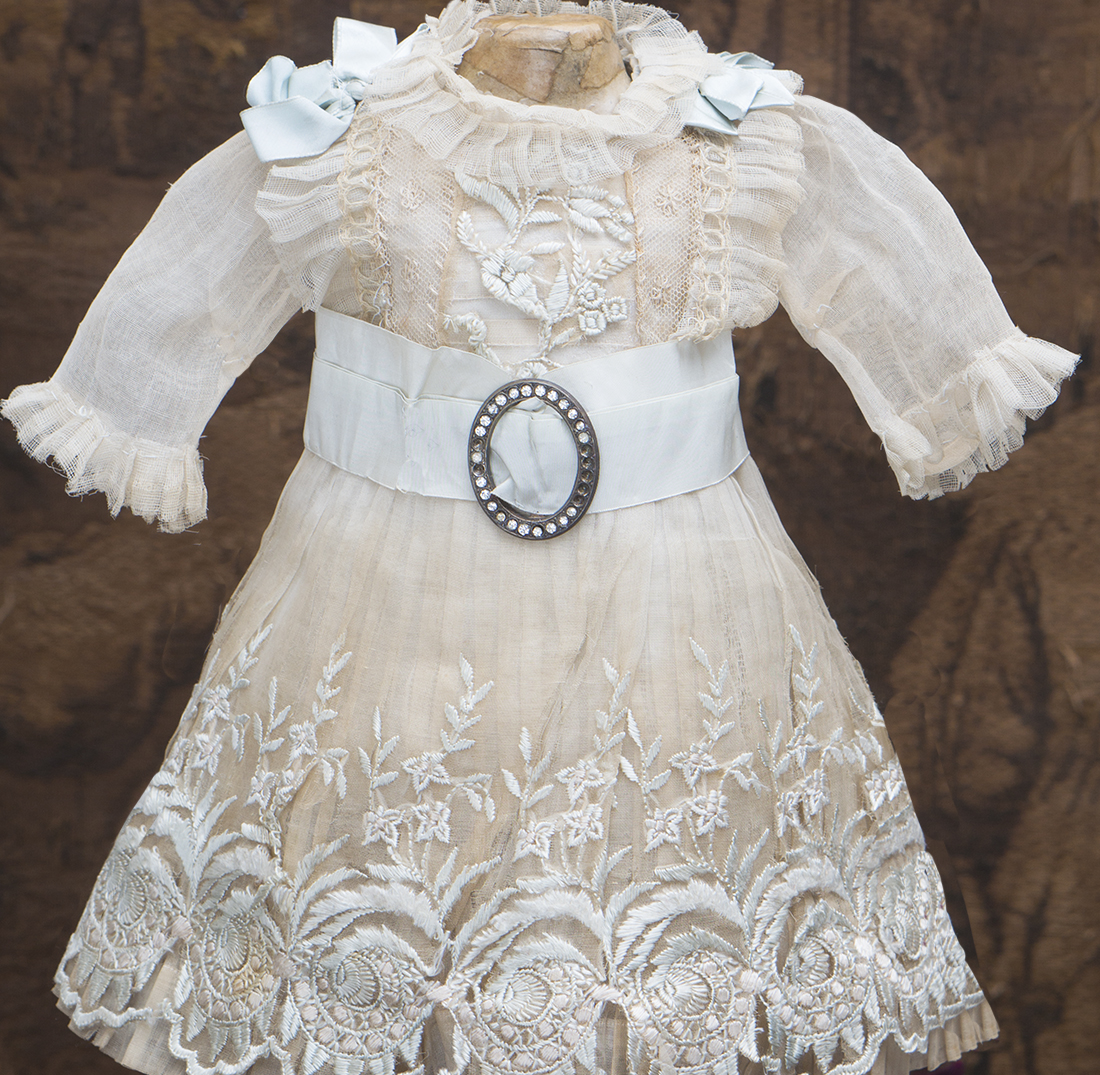 Antique dress