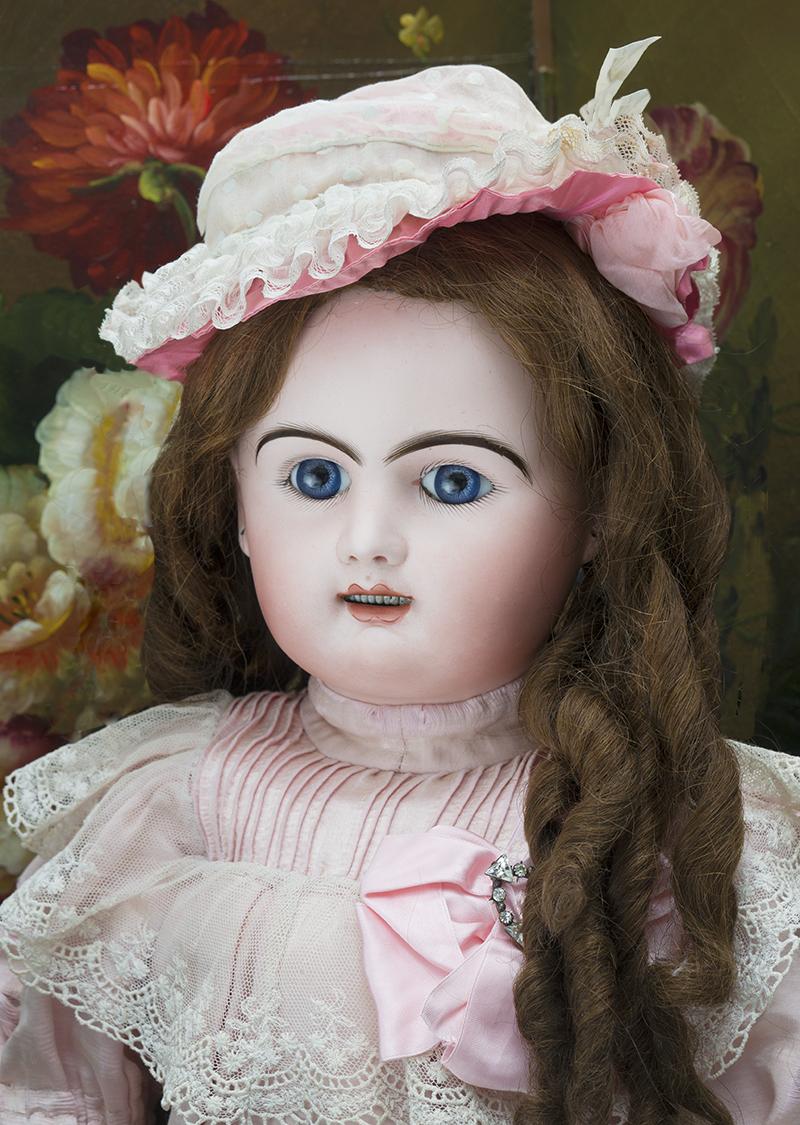 75см  Большая Кукла Rabery & Delphieu