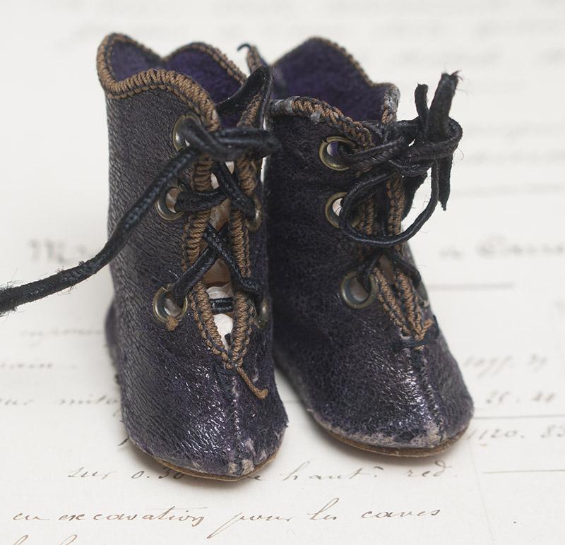 Rare small original boots