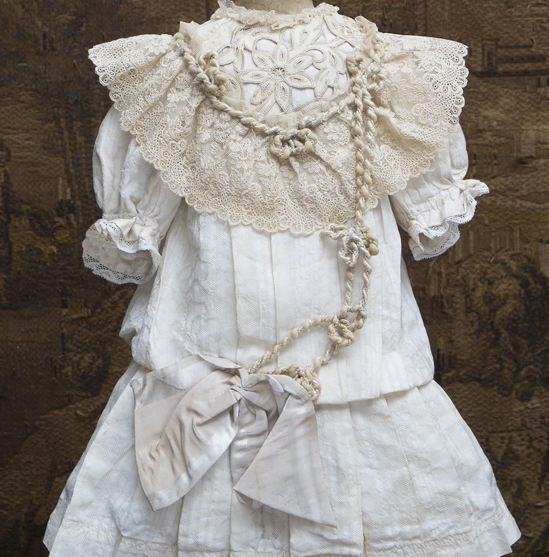 Antique Original Silk Dress