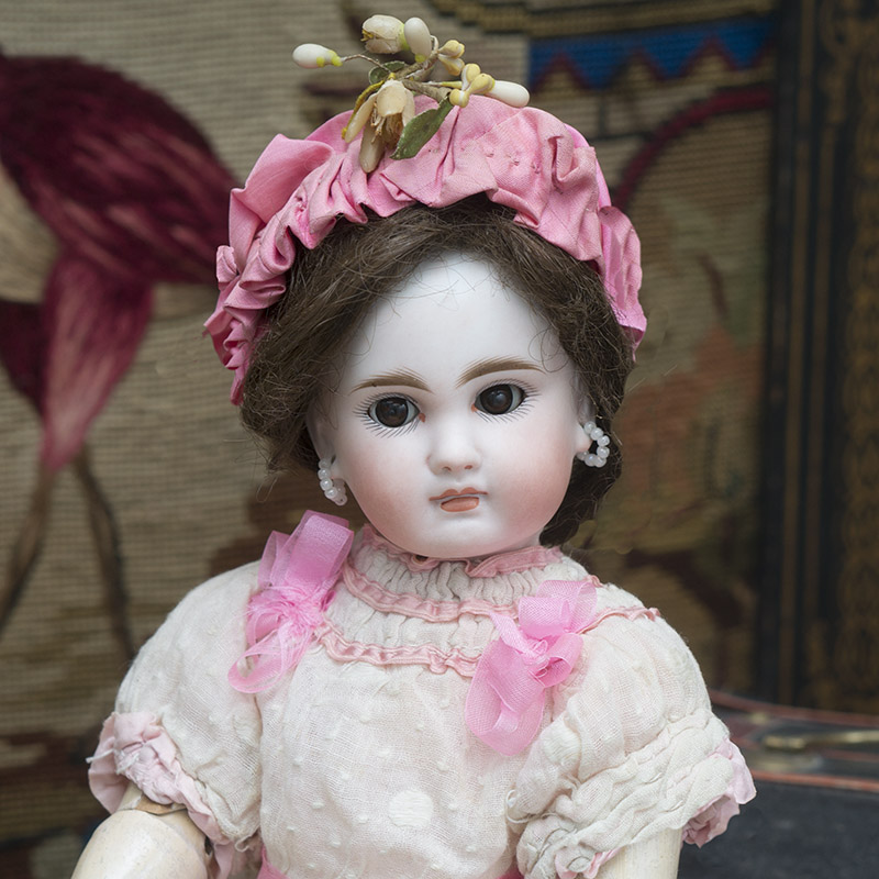 Antique Sonneberg german doll