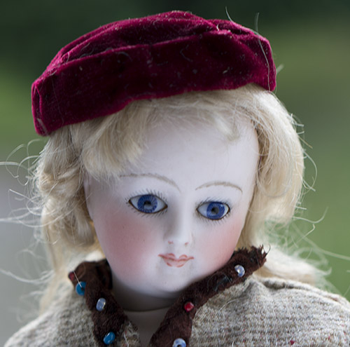 French Fashion Doleac Doll