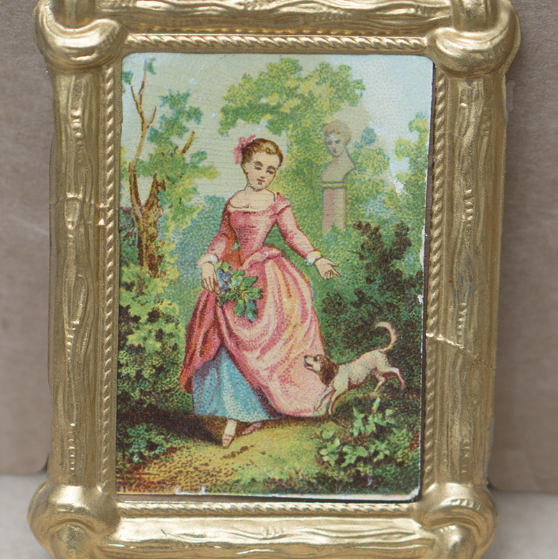 Antique German Picture