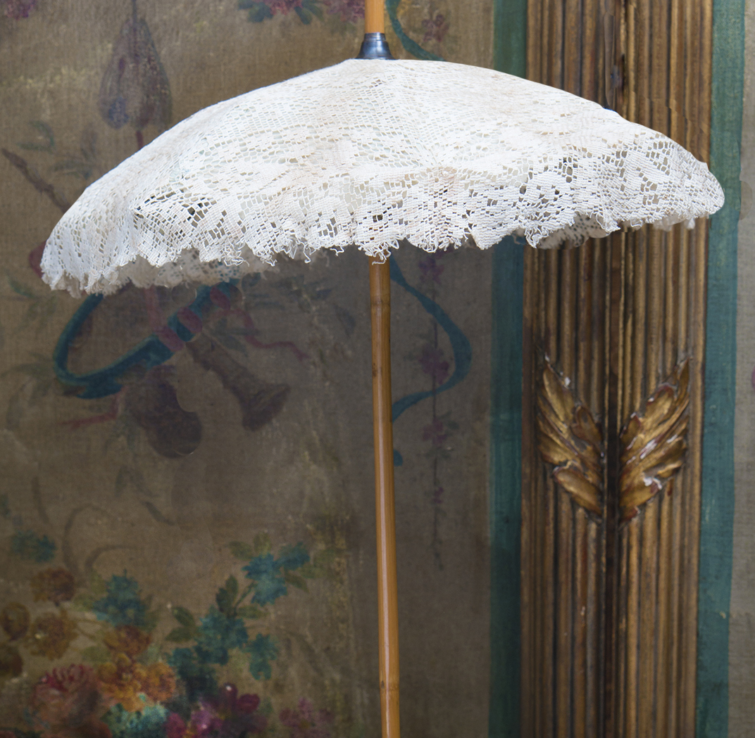 French  doll umbrella