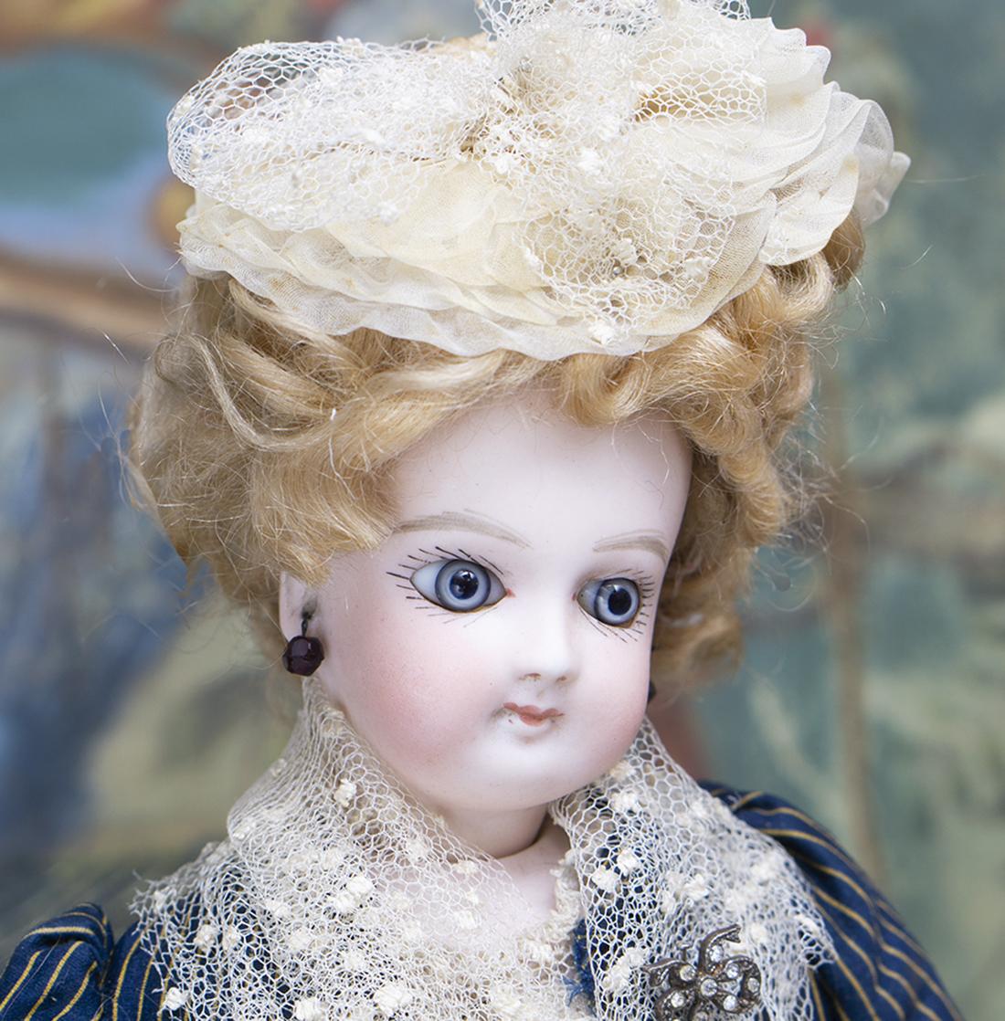 Модная куколка Jumeau