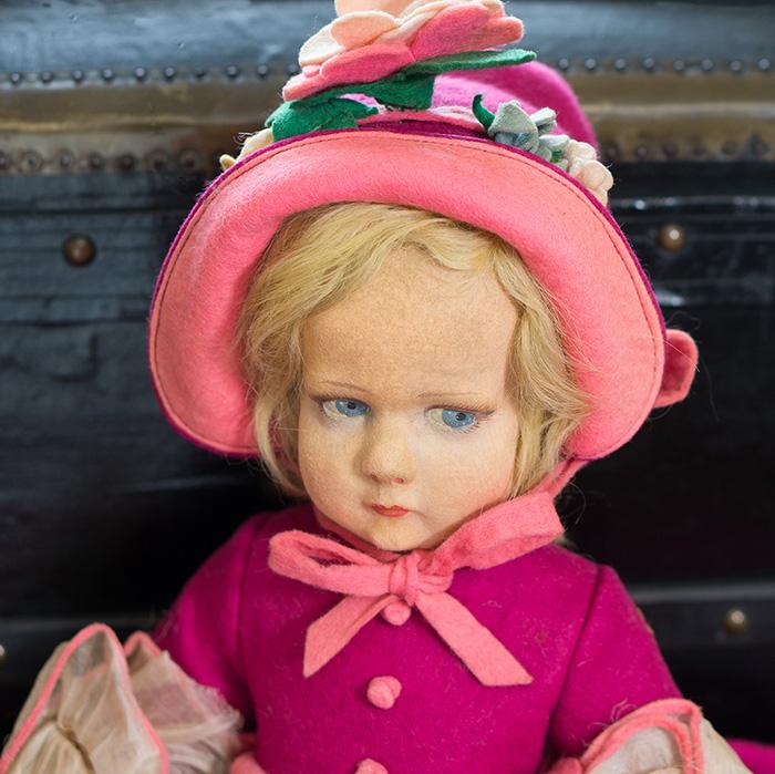 Кукла LENCI - 300 серия, 1930е годы