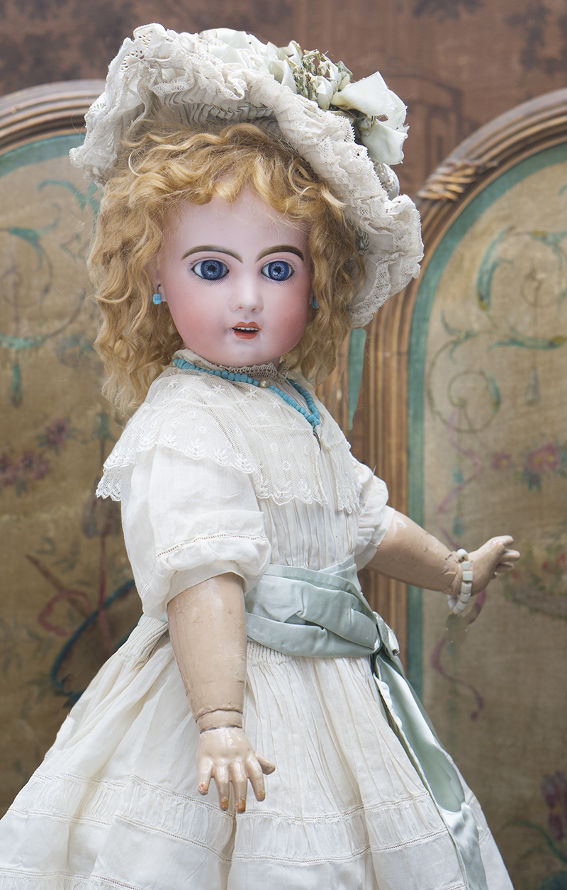 Говорящая Кукла Жюмо Фoнограф