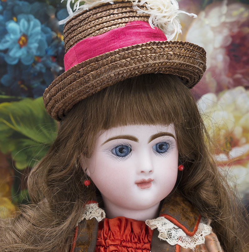 Antique French BF doll