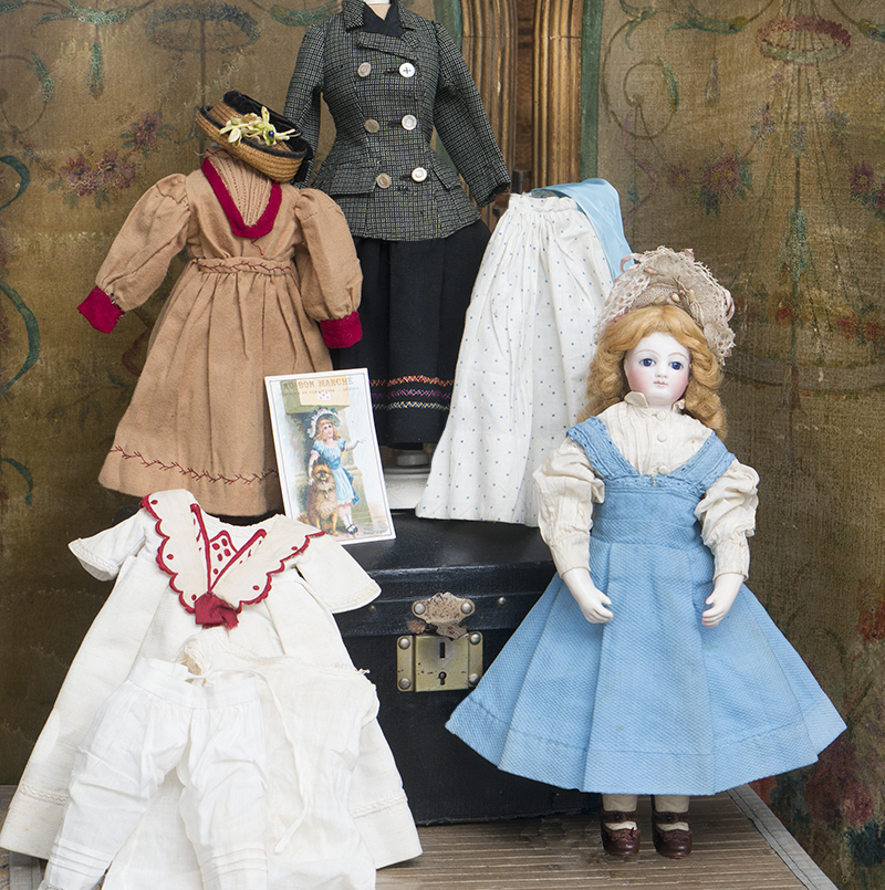 French fashion Rohmer doll