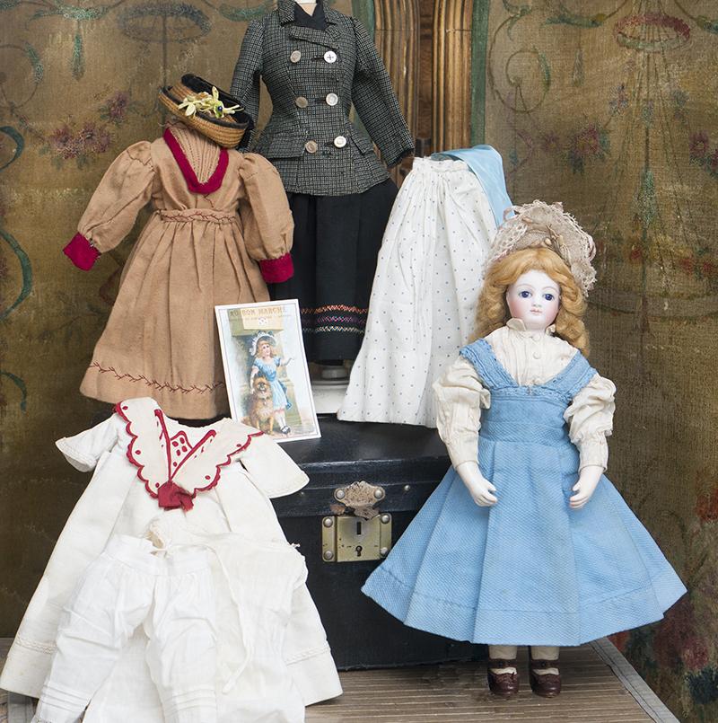 French fashion Rohmer doll