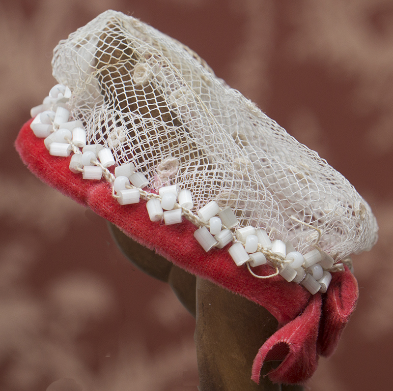 Antique Fashion Hat