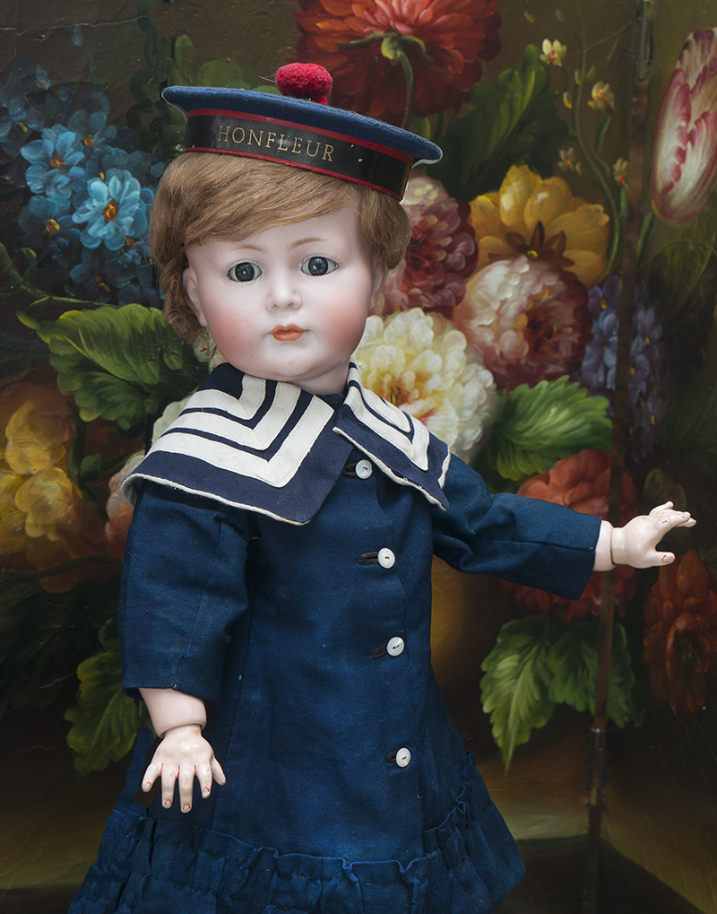 51 см Кукла фирмы Kammer & Reinhardt, модель Mein Liebling,  модель 117 A