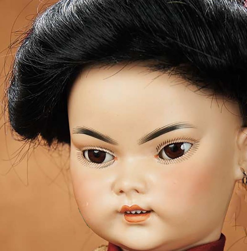Asian doll model