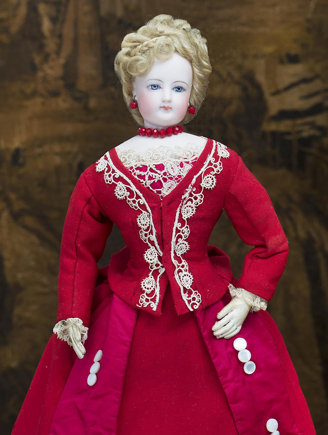 Модная кукла Готье 41см