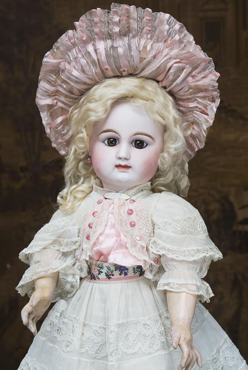 56см Кукла Rabery & Delphieu, 1880е годы