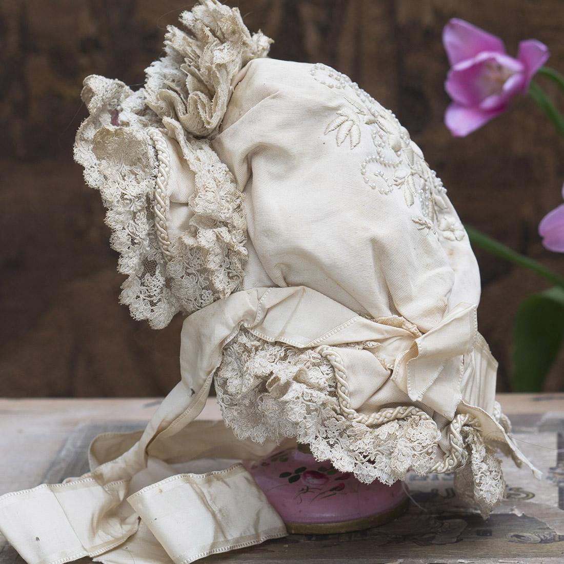 Antique Original Bonnet