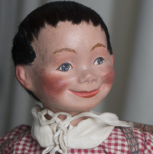 Toto doll by Poulbot for Roullet et Decamps