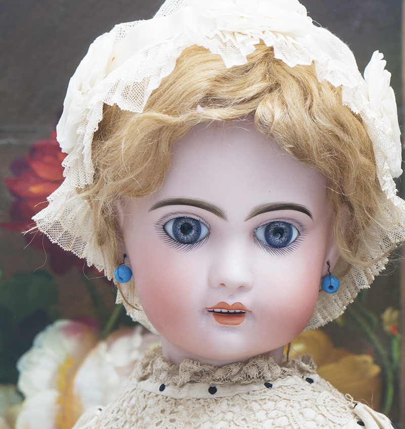 Кукла Jumeau в оригинальной коробке