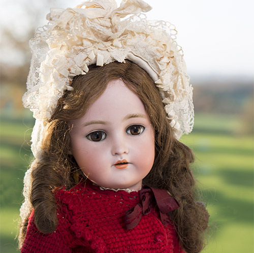 German Doll by Kammer and Reinhardt