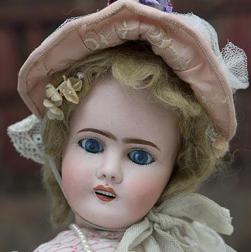 Кукла Лиможской фабрики, 1900-е годы