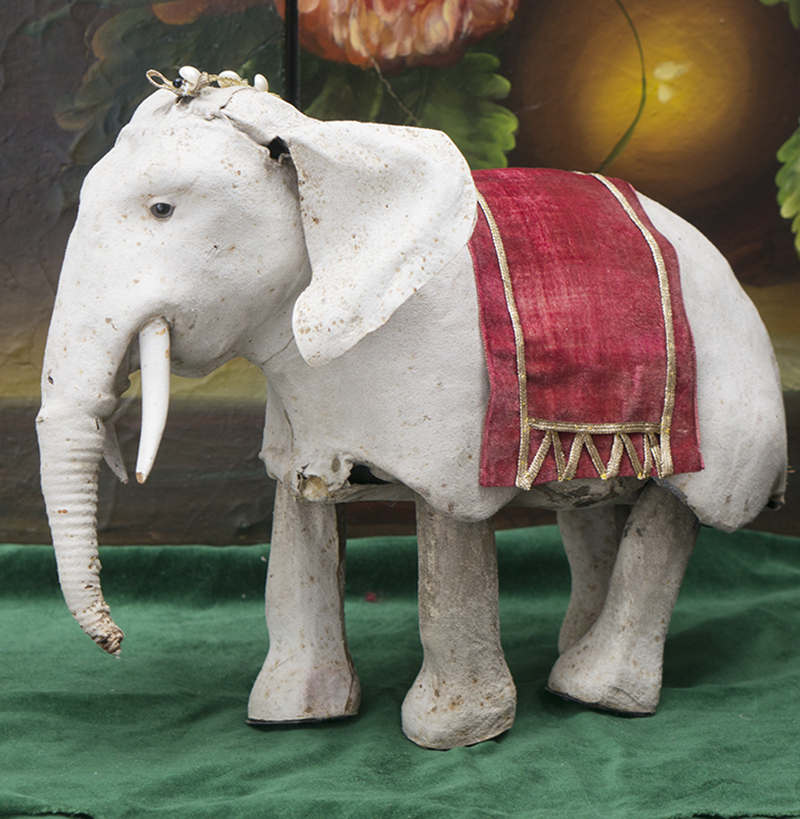 Rare Mechanical Elephant