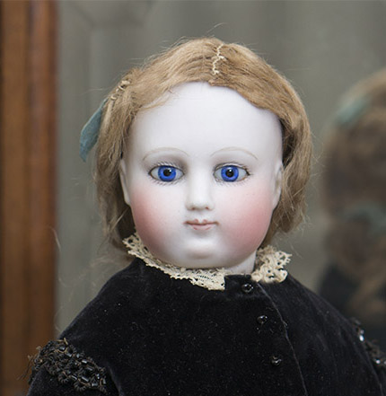 Antique French Barrois doll