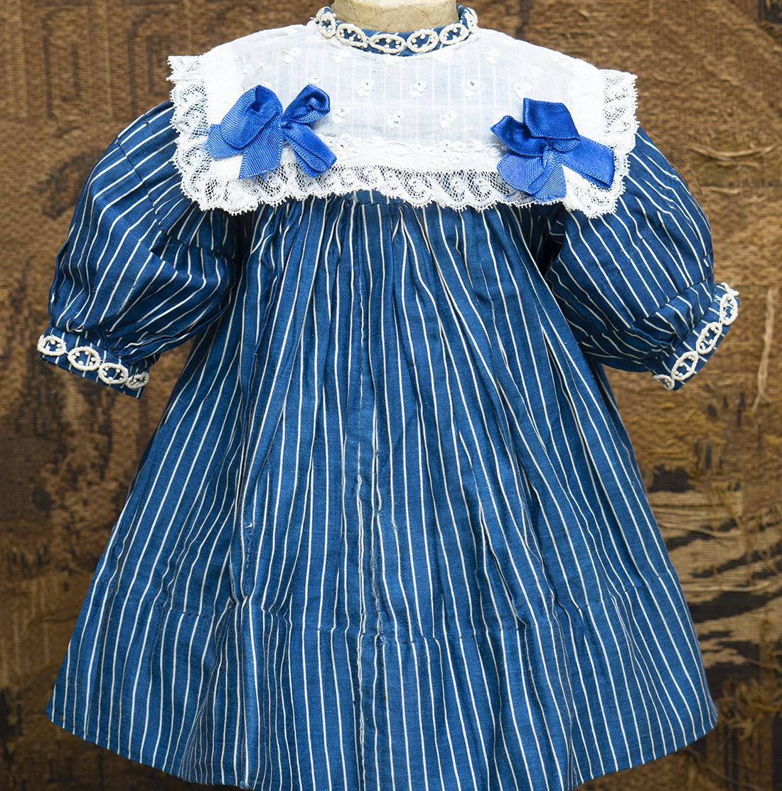 Antique Stripped dress