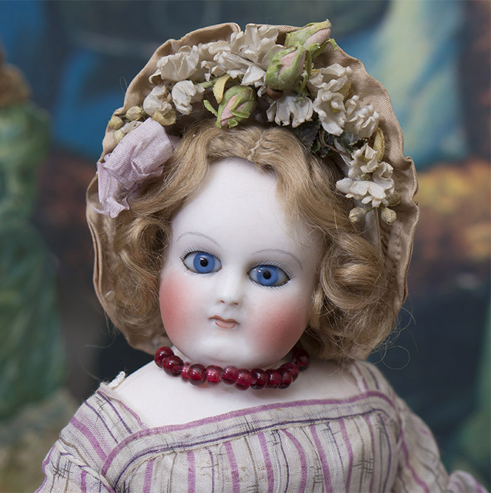 Antique French Fashion Rohmer doll