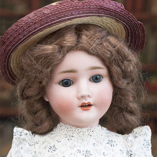Antique German Kley & Hahn Doll