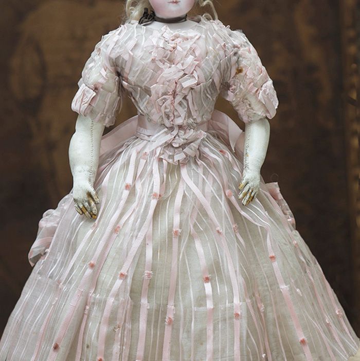 Wonderful Ball Dress for Fashion doll