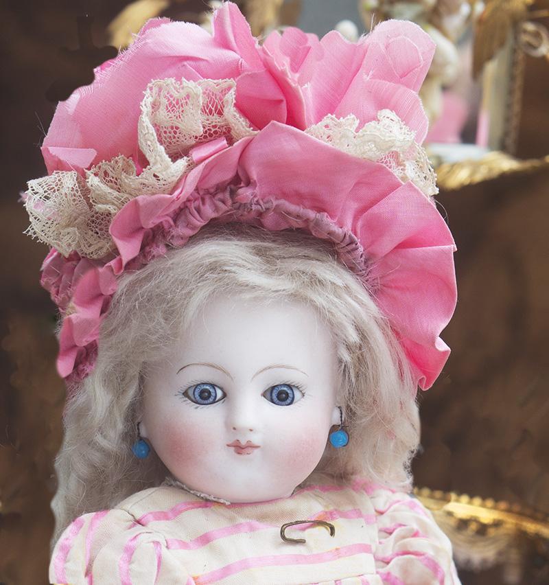 28см Кукла фирмы Штайнер, ранняя редкая модель