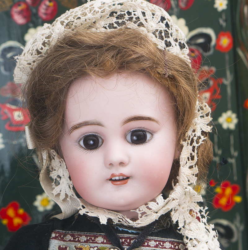Antique DEP doll for french market