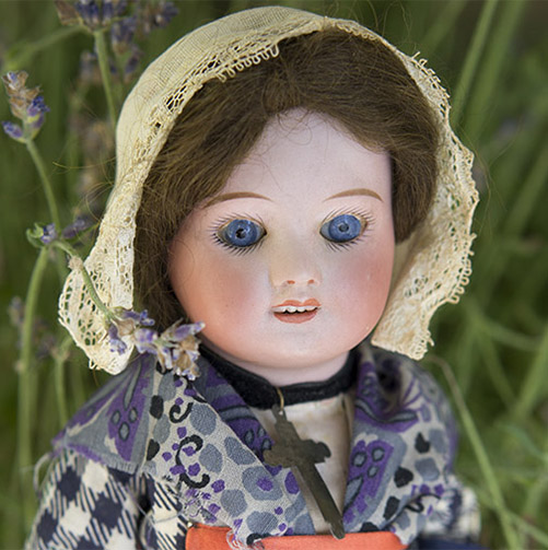 French Bleuette doll fully original