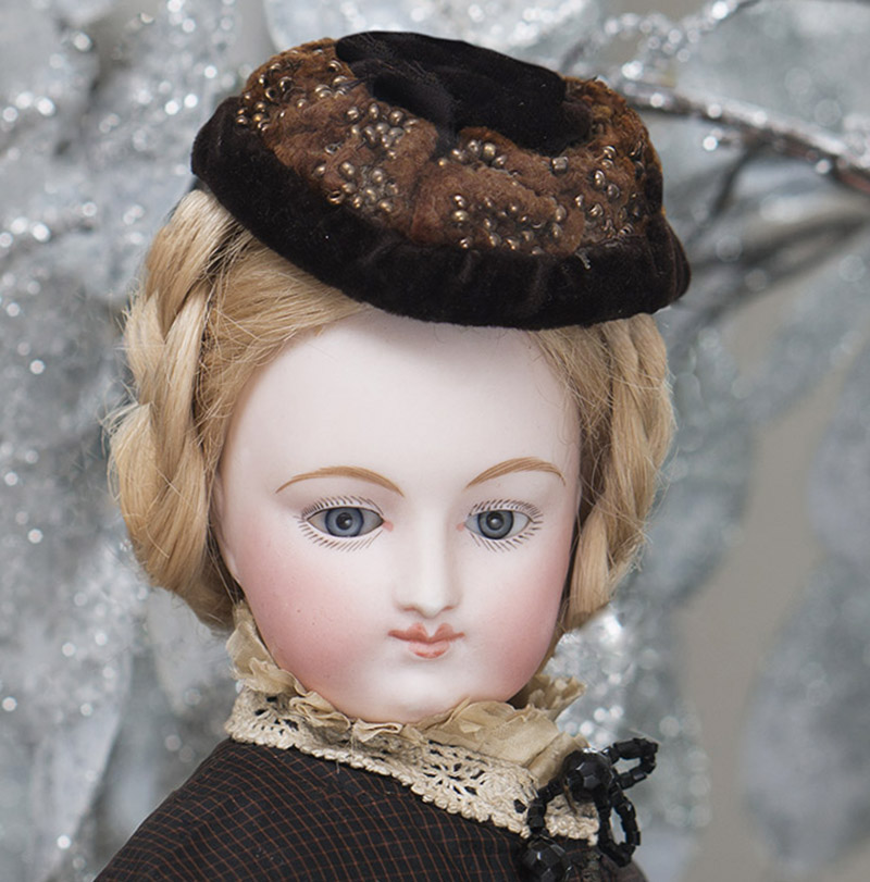 Bru Fashion doll with bisque hands