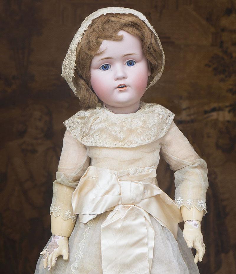 61см Характерная кукла КЕСТНЕР, модель 249