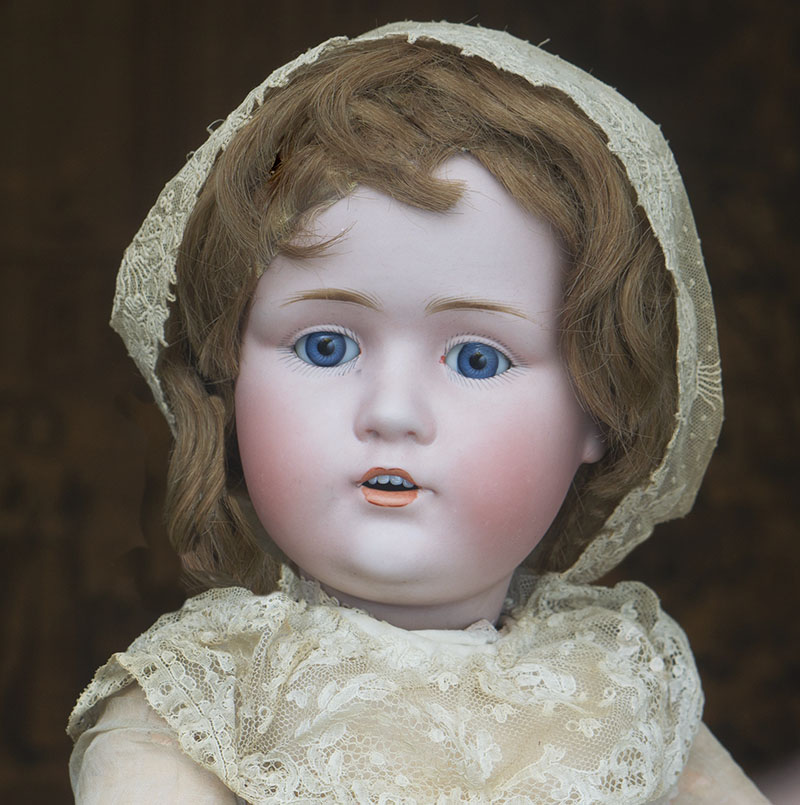 Antique Character Doll 249 by Kestner