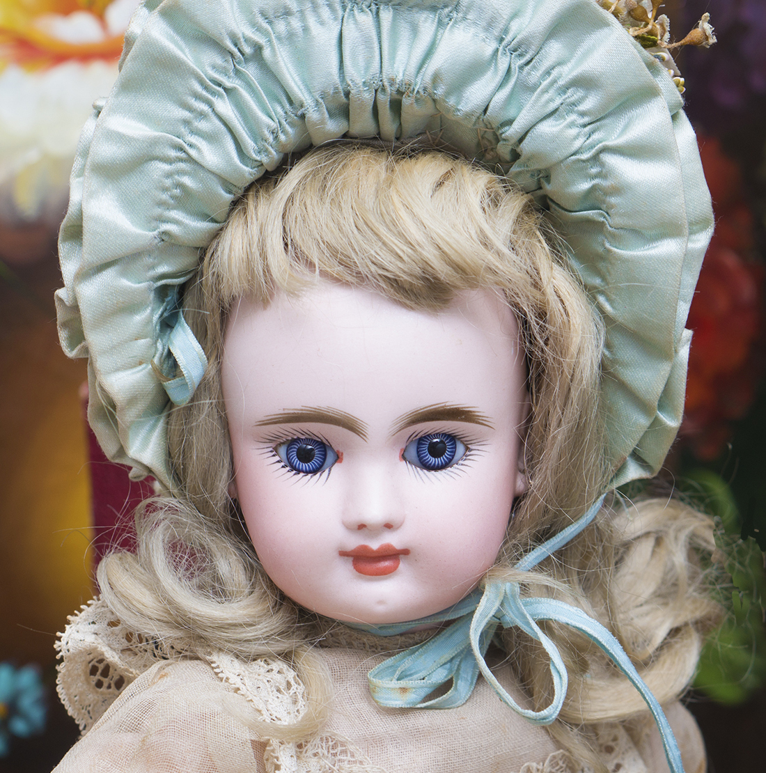 Antique FG bebe doll