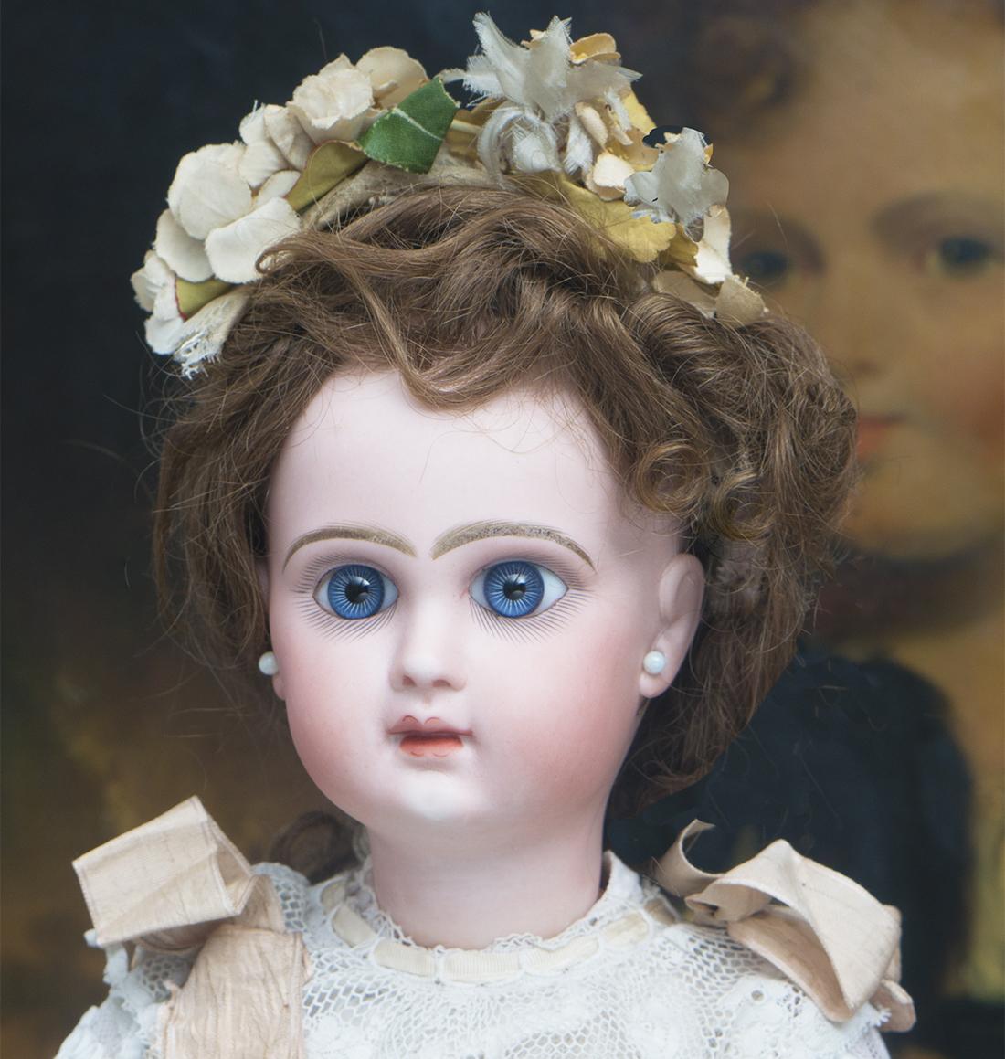 Кукла Jumeau 44 см