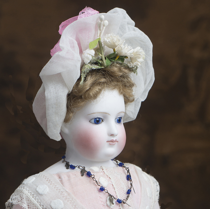Antique fashion doll by Blampoix