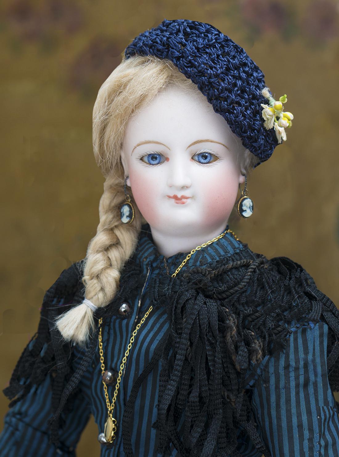 Модная кукла Улыбящаяся Брю Mona Lisa  37 см  в оригинальном платье