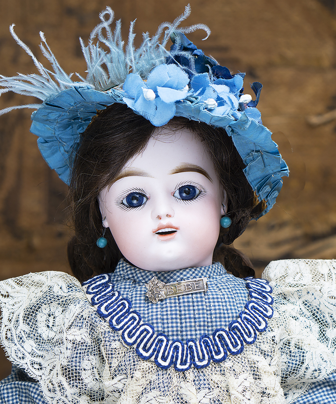 18in  FG bebe doll