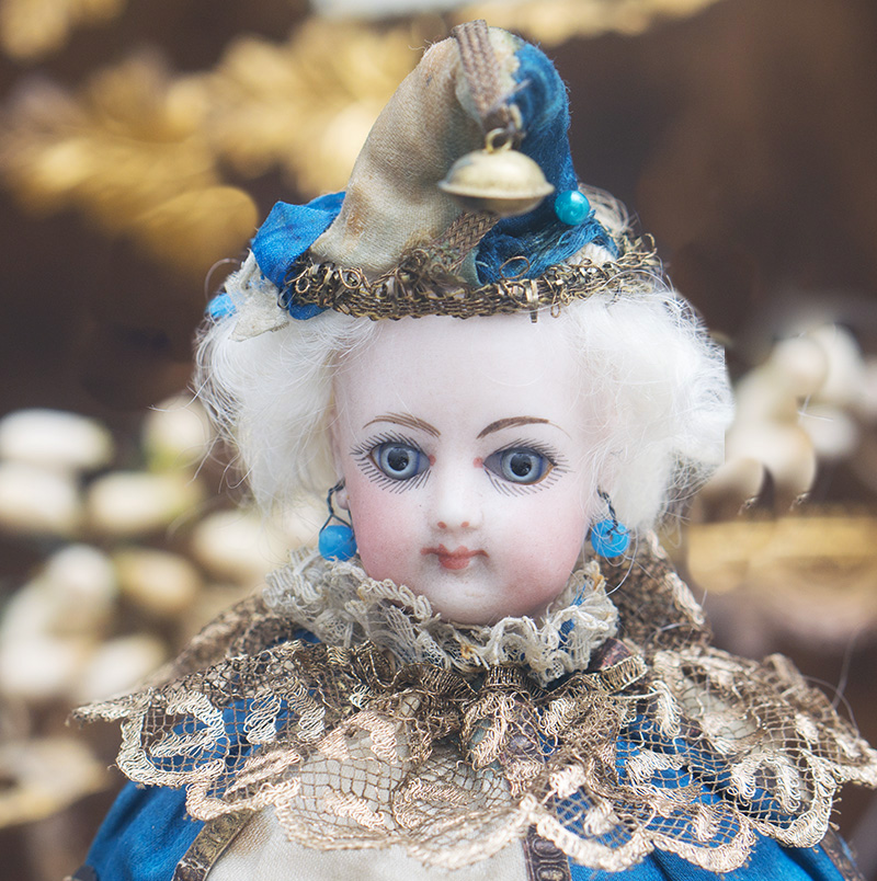 Antique Marotte doll
