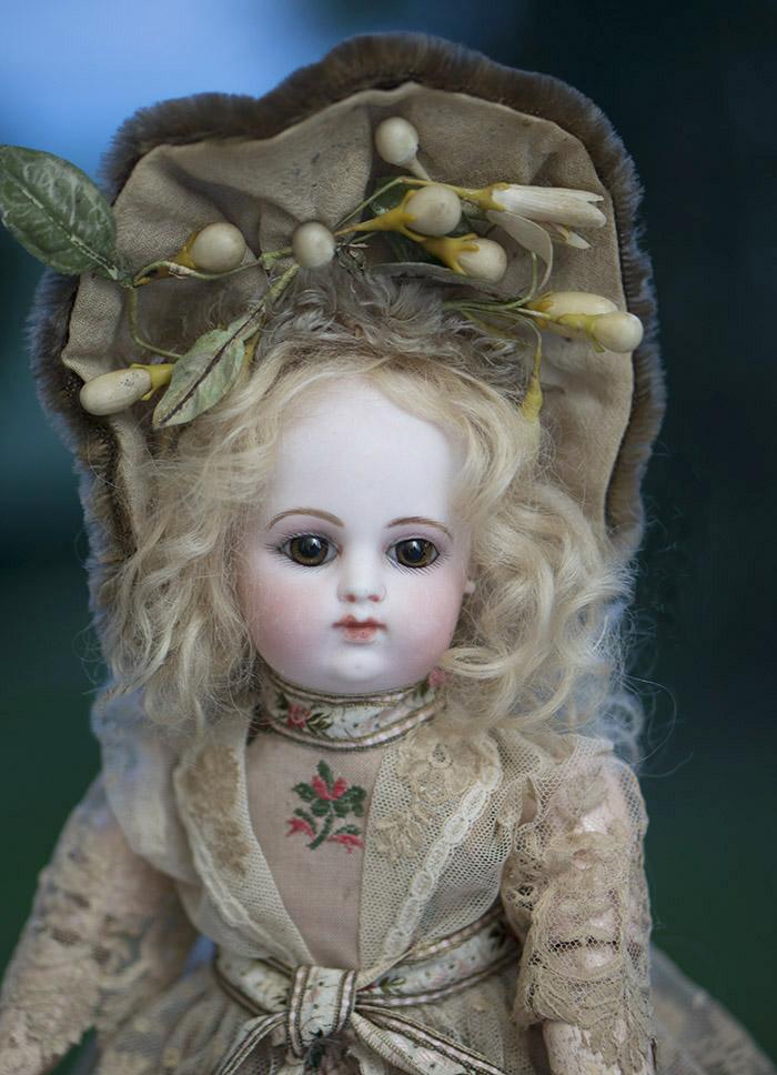 33 cm Кукла Готье с закрытым ртом