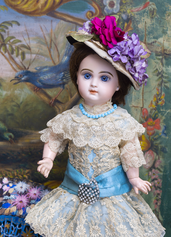 Кукла  Jumeau Bebe