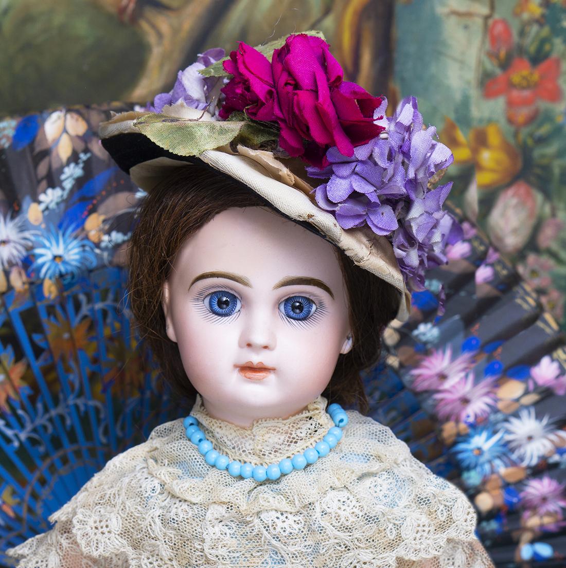 Antique Jumeau bebe doll