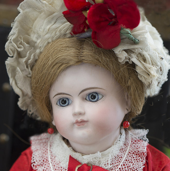 Antique Bebe Doll by Schmitt et Fils