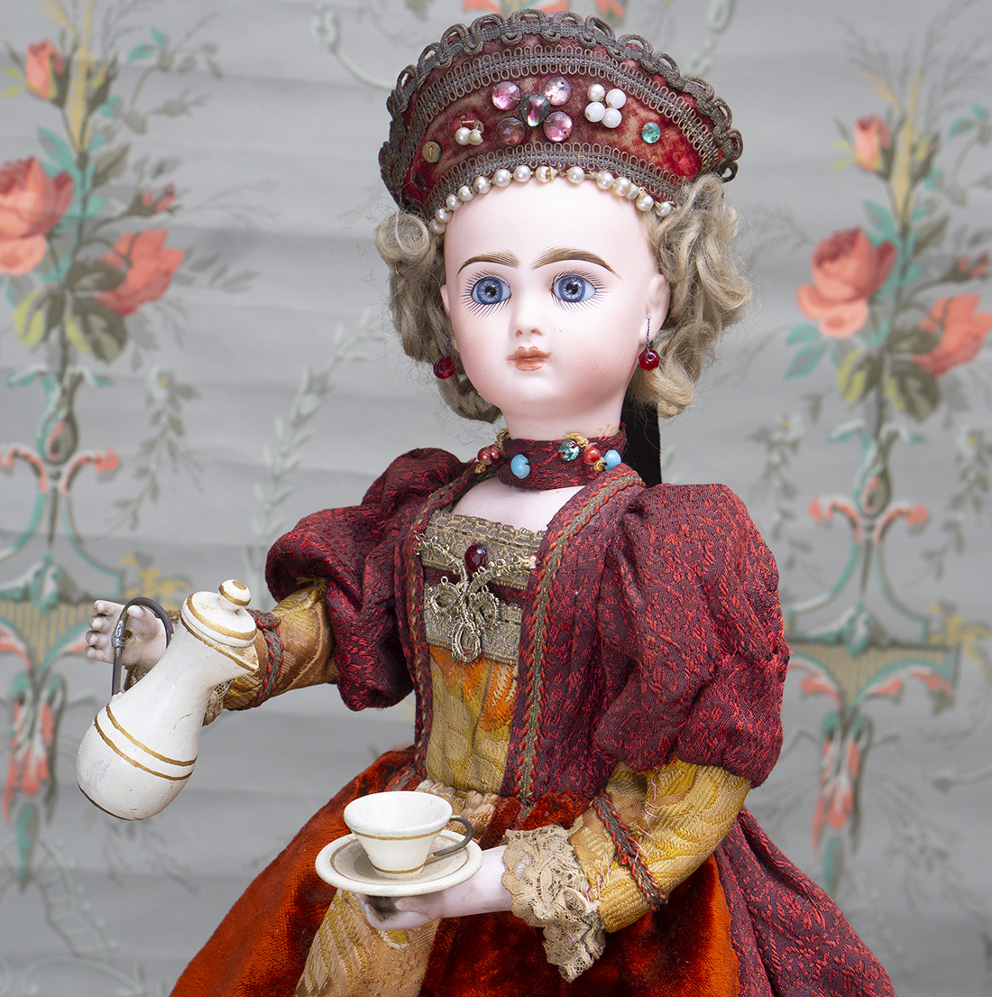 Antique French Jumeau Automaton