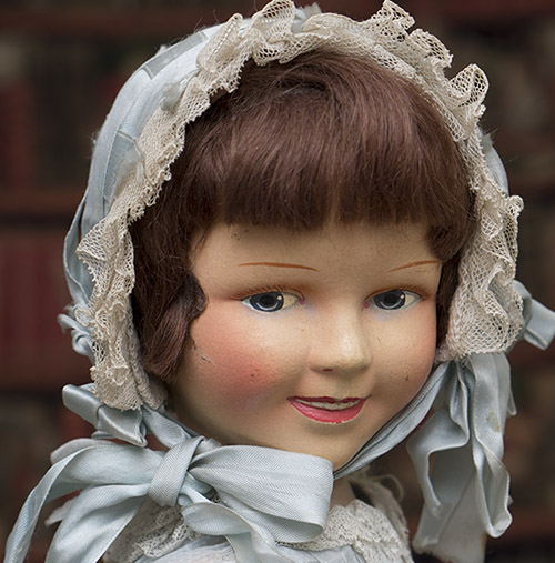 Rare Cloth doll by Venus