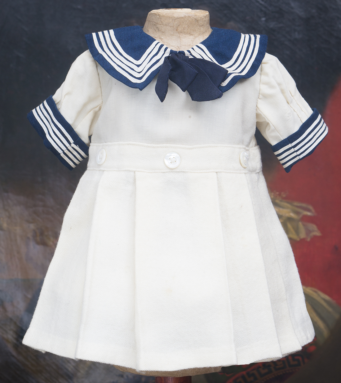 Antique original Sailor dress