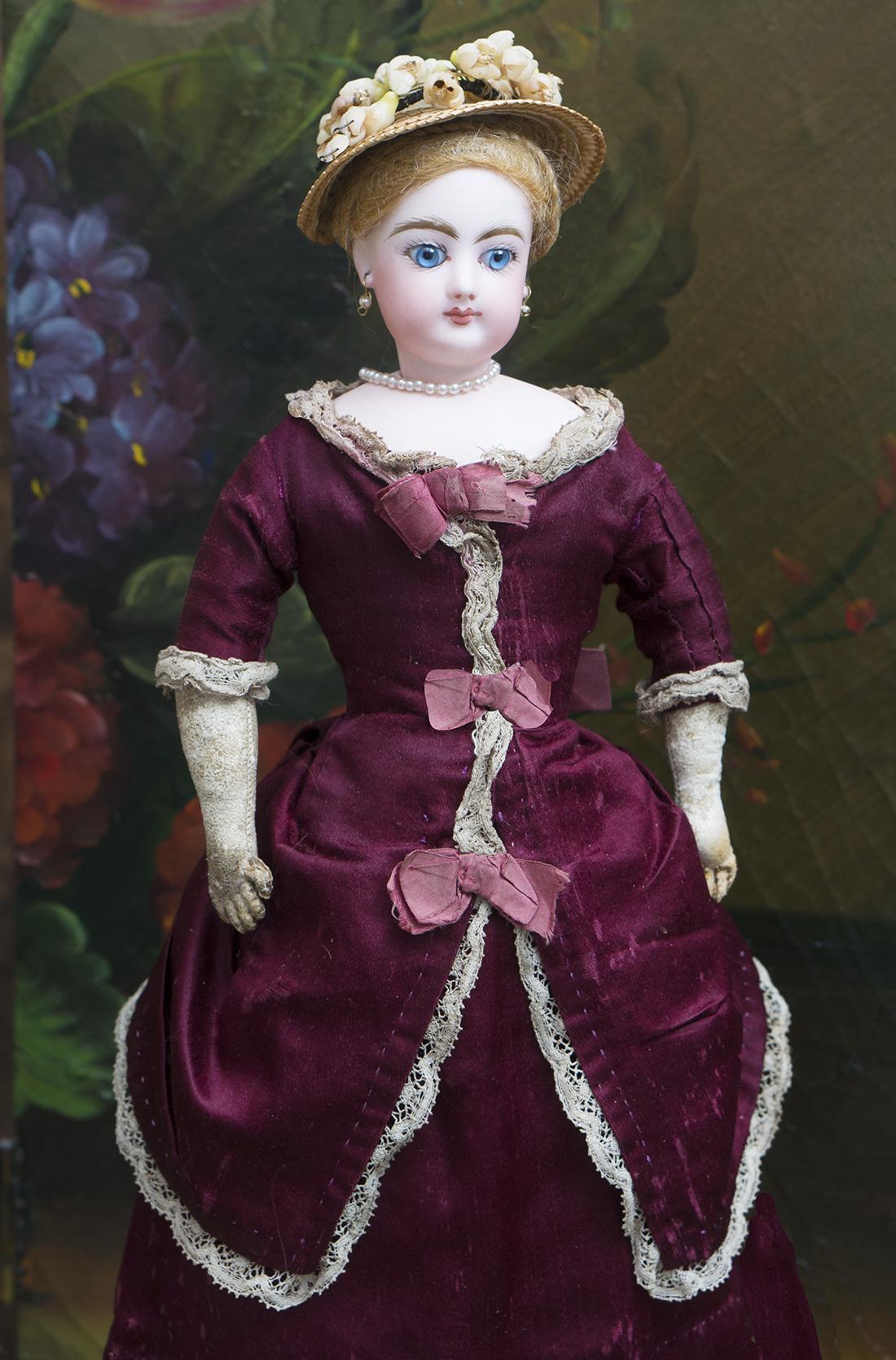 33 см Маденькая Модная кукла Готье в оригинальном платье